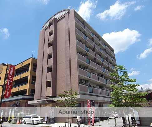 京都府京都市中京区、大宮駅徒歩15分の築14年 7階建の賃貸マンション
