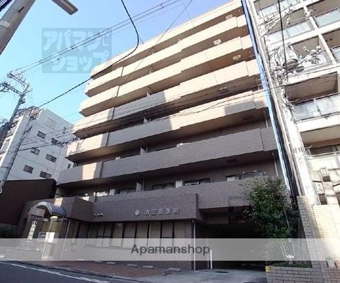 京都府京都市中京区、三条駅徒歩8分の築18年 8階建の賃貸マンション