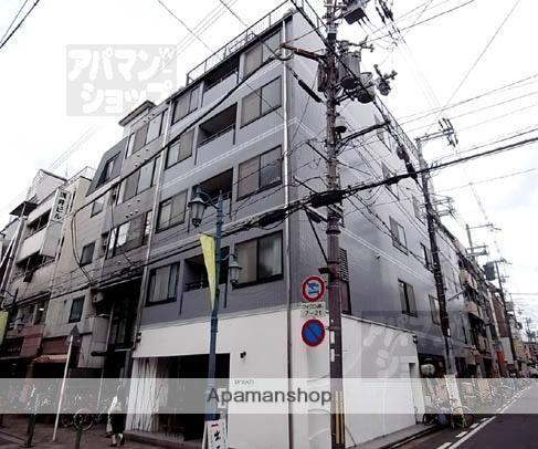 京都府京都市中京区、三条駅徒歩10分の築20年 7階建の賃貸マンション