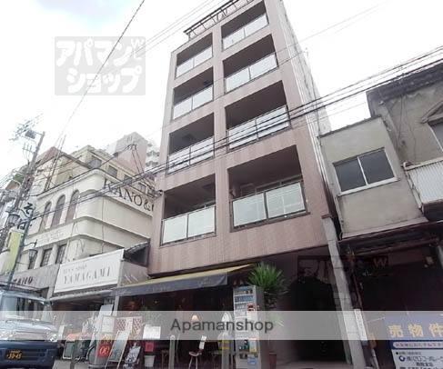 京都府京都市中京区、三条駅徒歩10分の築18年 6階建の賃貸マンション