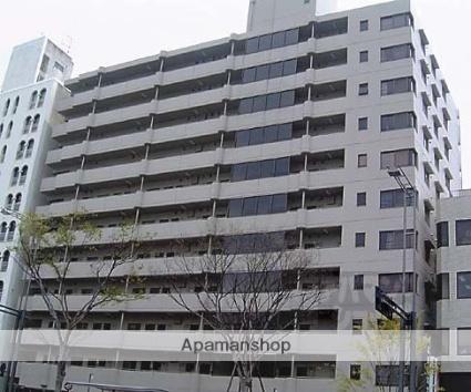 京都府京都市中京区、大宮駅徒歩15分の築36年 11階建の賃貸マンション