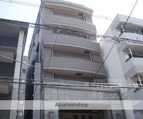 京都府京都市中京区、烏丸駅徒歩10分の築15年 6階建の賃貸マンション