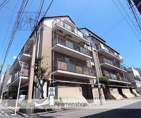 京都府京都市中京区、丸太町駅徒歩6分の築21年 5階建の賃貸マンション