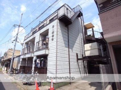 コーポ田中[1K/15.67m2]の外観1