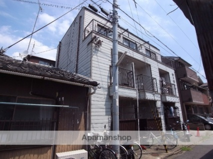 コーポ田中[1K/15.67m2]の外観2