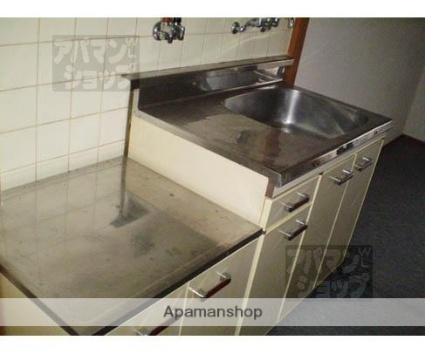 コーポ田中[1K/15.67m2]のキッチン