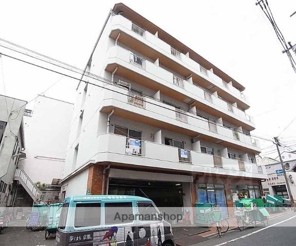 京都府京都市上京区、鞍馬口駅徒歩28分の築36年 5階建の賃貸マンション
