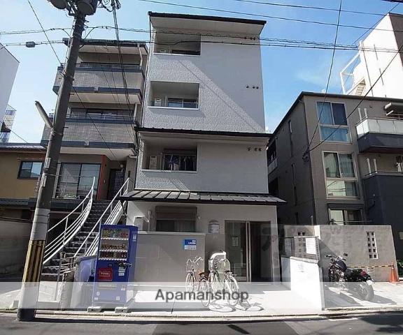 京都府京都市上京区、今出川駅徒歩21分の築3年 4階建の賃貸マンション
