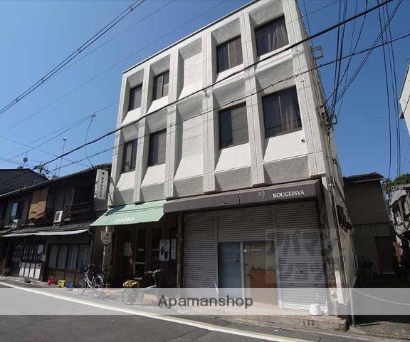 京都府京都市左京区、三条駅徒歩9分の築36年 3階建の賃貸マンション