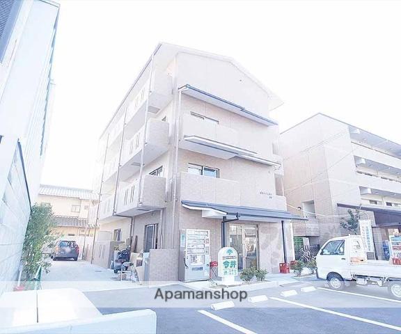 京都府京都市左京区、八幡前駅徒歩13分の築2年 4階建の賃貸マンション