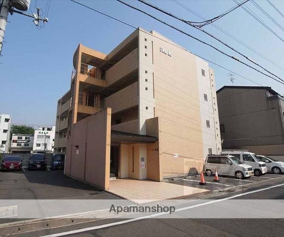 京都府京都市左京区、一乗寺駅徒歩5分の築12年 4階建の賃貸マンション