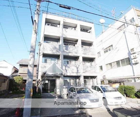 京都府京都市左京区、出町柳駅徒歩4分の築24年 5階建の賃貸マンション