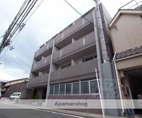 京都府京都市左京区、三条駅徒歩4分の築10年 4階建の賃貸マンション