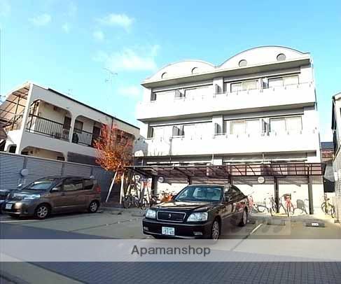 京都府京都市北区、花園駅徒歩20分の築18年 3階建の賃貸マンション