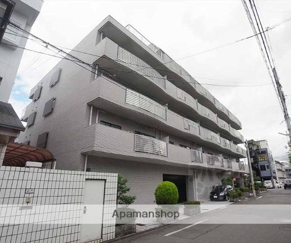 京都府京都市左京区、元田中駅徒歩12分の築24年 6階建の賃貸マンション