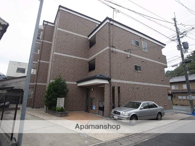 京都府京都市左京区、修学院駅徒歩8分の築8年 4階建の賃貸マンション