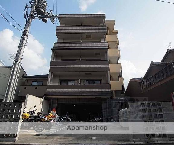 京都府京都市上京区、円町駅徒歩24分の築11年 6階建の賃貸マンション