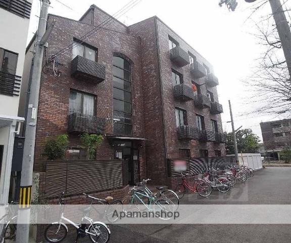 京都府京都市左京区、三条駅徒歩14分の築36年 4階建の賃貸マンション