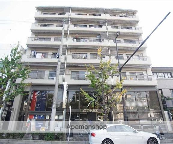 京都府京都市左京区、三条駅徒歩15分の築42年 7階建の賃貸マンション