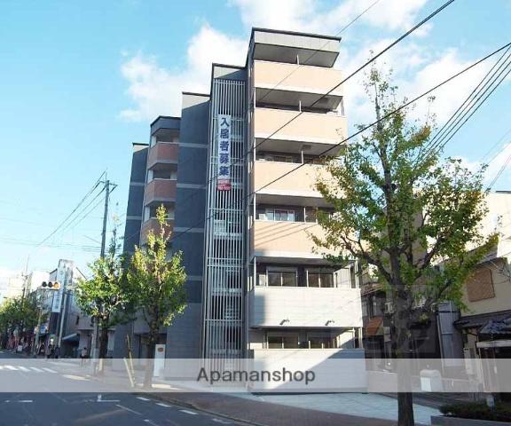 京都府京都市上京区、円町駅徒歩17分の築4年 6階建の賃貸マンション