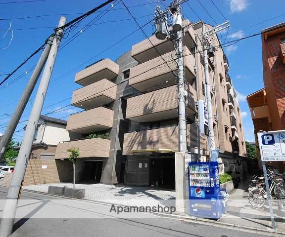 京都府京都市上京区、今出川駅徒歩1分の築26年 6階建の賃貸マンション