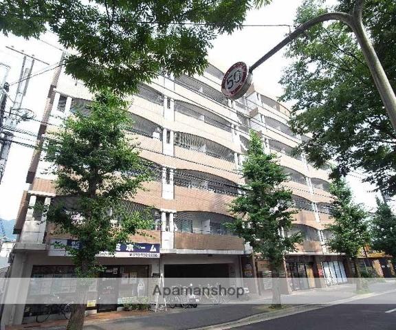 京都府京都市左京区、一乗寺駅徒歩11分の築20年 7階建の賃貸マンション