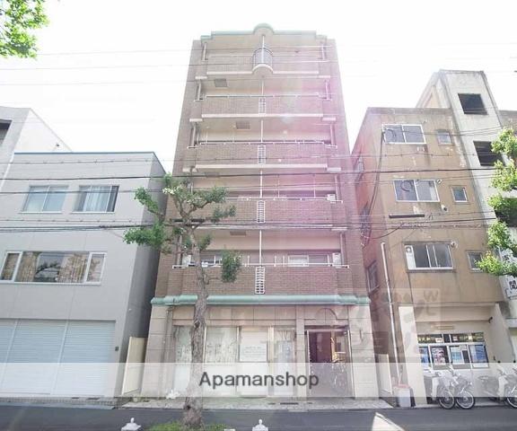 京都府京都市左京区、元田中駅徒歩15分の築10年 6階建の賃貸マンション