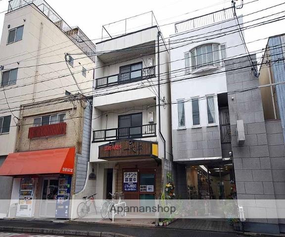 京都府京都市北区、円町駅徒歩8分の築19年 3階建の賃貸マンション