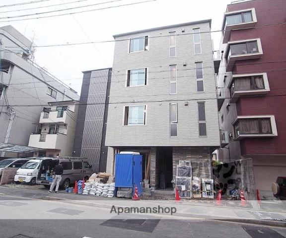 京都府京都市左京区、出町柳駅徒歩14分の新築 4階建の賃貸マンション