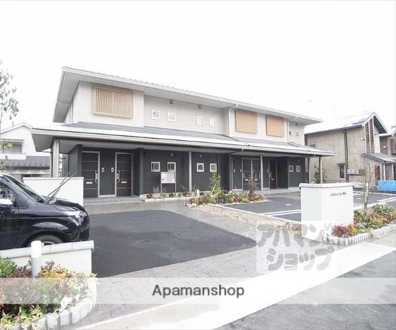 京都府京都市左京区、木野駅徒歩15分の新築 2階建の賃貸アパート