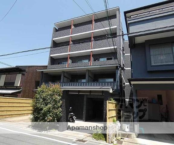 京都府京都市上京区、北大路駅徒歩17分の新築 5階建の賃貸マンション