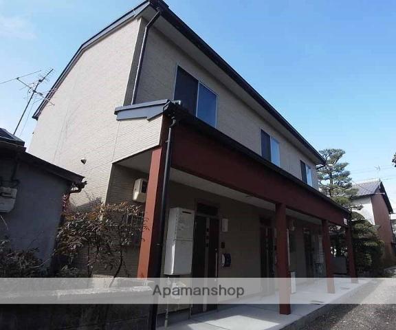 京都府京都市北区、円町駅徒歩22分の新築 2階建の賃貸アパート