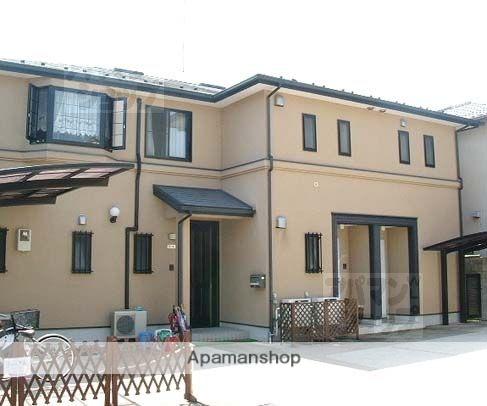 京都府京都市北区、円町駅徒歩18分の築17年 2階建の賃貸アパート