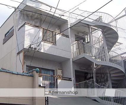 京都府京都市上京区、出町柳駅徒歩5分の築30年 3階建の賃貸マンション