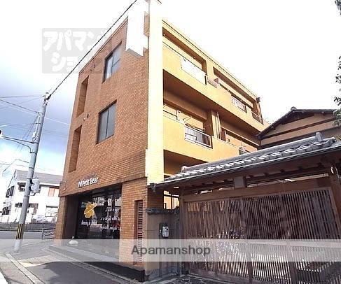 京都府京都市北区、円町駅徒歩12分の築35年 3階建の賃貸マンション