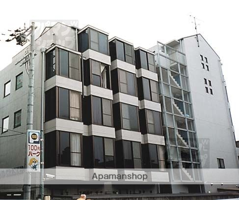 京都府京都市北区、円町駅徒歩13分の築29年 6階建の賃貸マンション