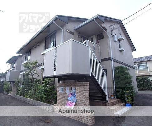 京都府京都市北区、円町駅徒歩21分の築31年 2階建の賃貸アパート