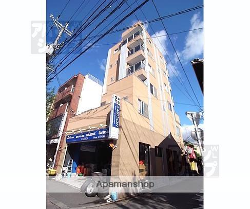 京都府京都市北区、円町駅徒歩7分の築12年 6階建の賃貸マンション