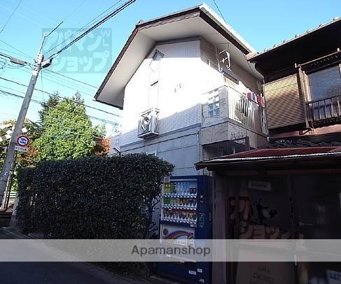 京都府京都市北区、円町駅徒歩20分の築26年 2階建の賃貸アパート