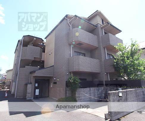 京都府京都市北区、二軒茶屋駅徒歩39分の築21年 3階建の賃貸マンション