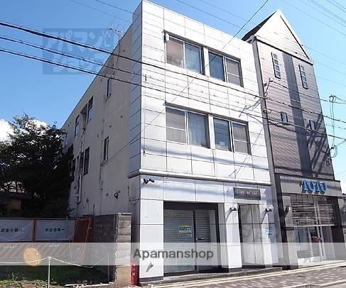 京都府京都市北区、北山駅徒歩14分の築33年 3階建の賃貸マンション