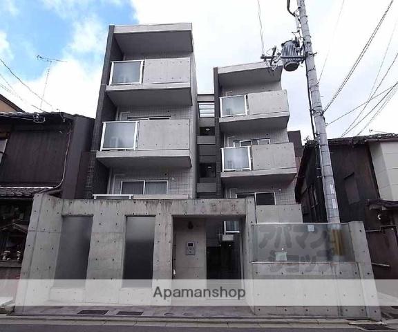 京都府京都市左京区、出町柳駅徒歩9分の築9年 4階建の賃貸マンション