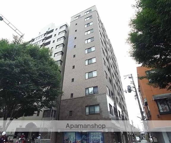 京都府京都市中京区、大宮駅徒歩14分の築10年 11階建の賃貸マンション