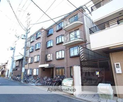 京都府京都市左京区、三条駅徒歩5分の築35年 4階建の賃貸マンション