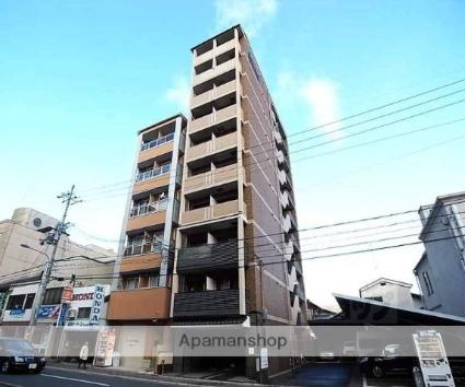 【分譲】スワンズ京都西陣[1K/26.22m2]の外観1