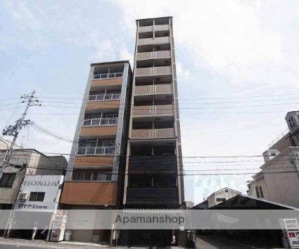 【分譲】スワンズ京都西陣[1K/26.22m2]の外観2