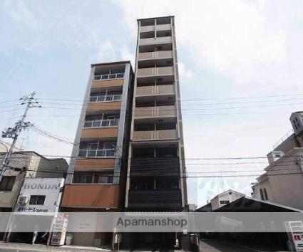 【分譲】スワンズ京都西陣[1K/26.22m2]の外観3
