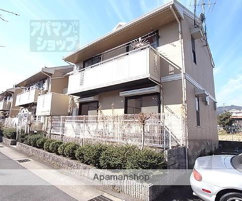 京都府京都市北区、二軒茶屋駅徒歩21分の築23年 2階建の賃貸アパート