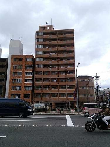 ライオンズマンション京都東堀川