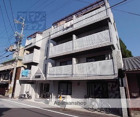 京都府京都市北区、北山駅徒歩28分の築26年 4階建の賃貸マンション